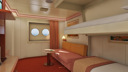 Staterooms Ship Hop